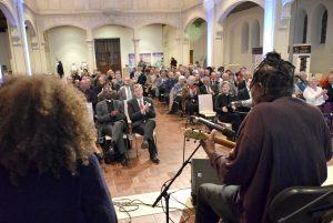 Rund 120 Gäste beim diesjährigen Jahresempfang von Mission EineWelt.