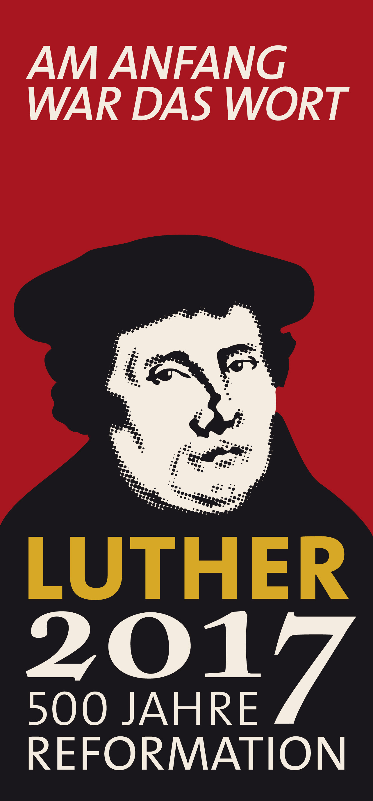 Reformationsjubiläum Logo Luther
