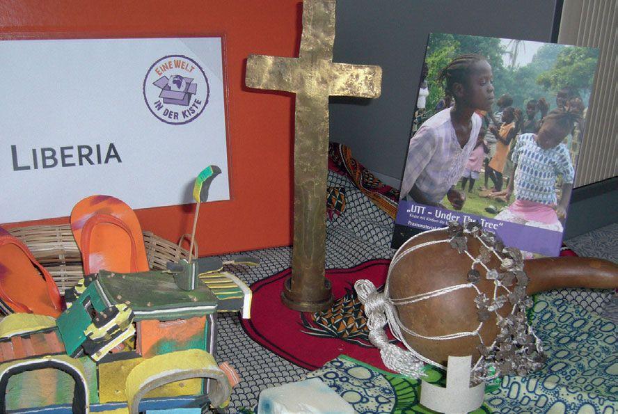 Liberia-Kiste