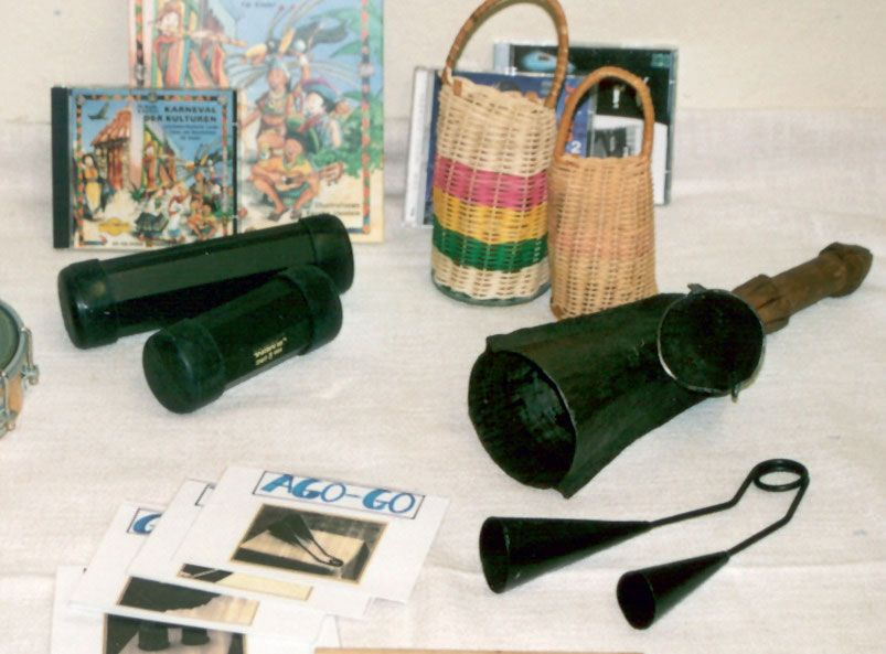 Musikinstrumente in Brasilien