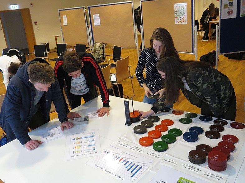 Workshop zum Welthandel © MEW/Rehm