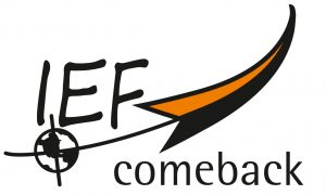 Logo IEF-Comeback