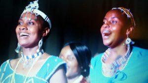 Singen inspiriert ... (Foto: Heike Bosien)