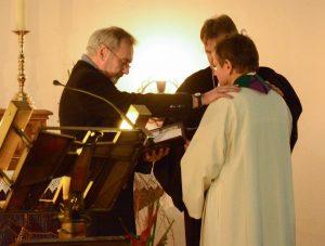 Verabschiedung Diakon Gerhard Stahl