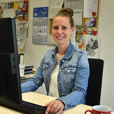 Blanche Cathérine Zins - Die IEF-Programmleiterin bei Mission EineWelt