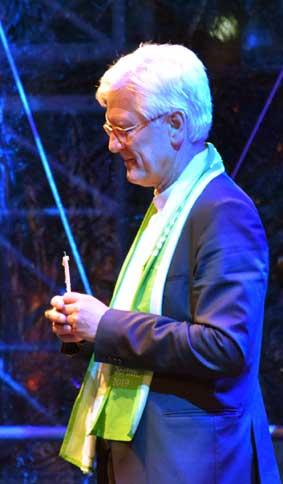 Dr. Heinrich Bedford-Strohm, EKD-Ratsvorsitzender und bayerischer Landesbischof