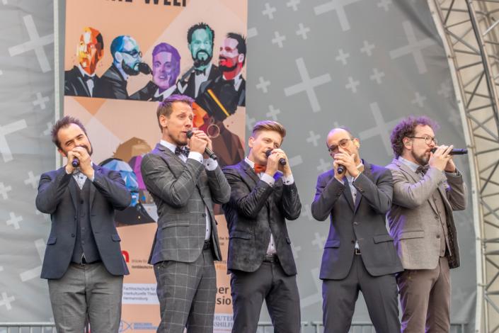 VIVA VOCE – DIE A-cappella-Band
