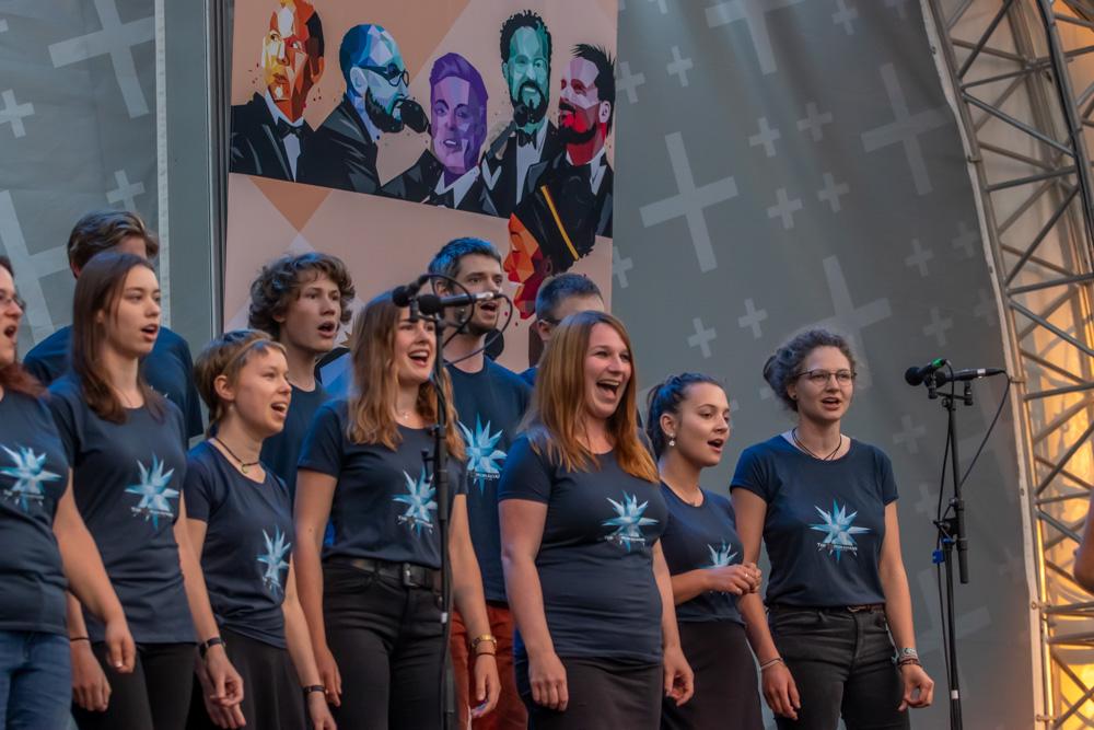 """Chor der Herrnhuter Brüdergemeine """"The Moravians"""""""
