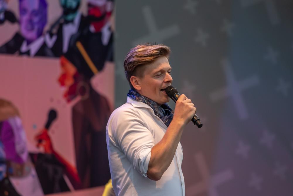 David Lugert, Sänger bei VIVA VOCE (Tenor)