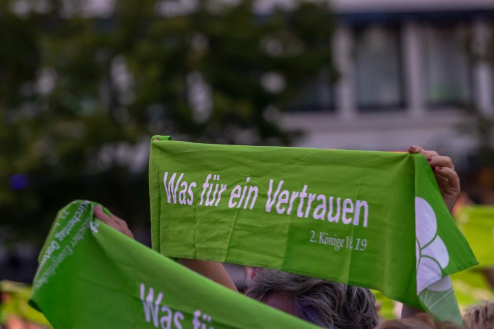 37. Deutscher Evangelischer Kirchentag in Dortmund