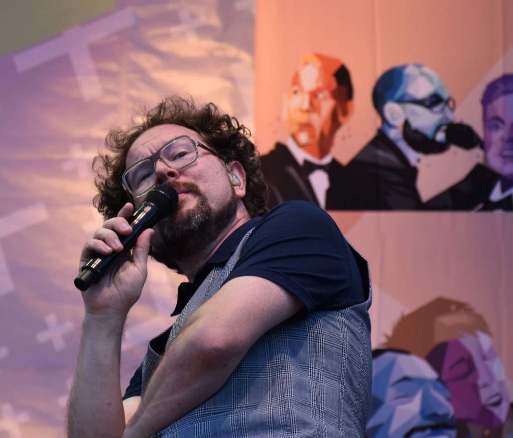 Heiko Benjes, Sänger bei VIVA VOCE (Bass)