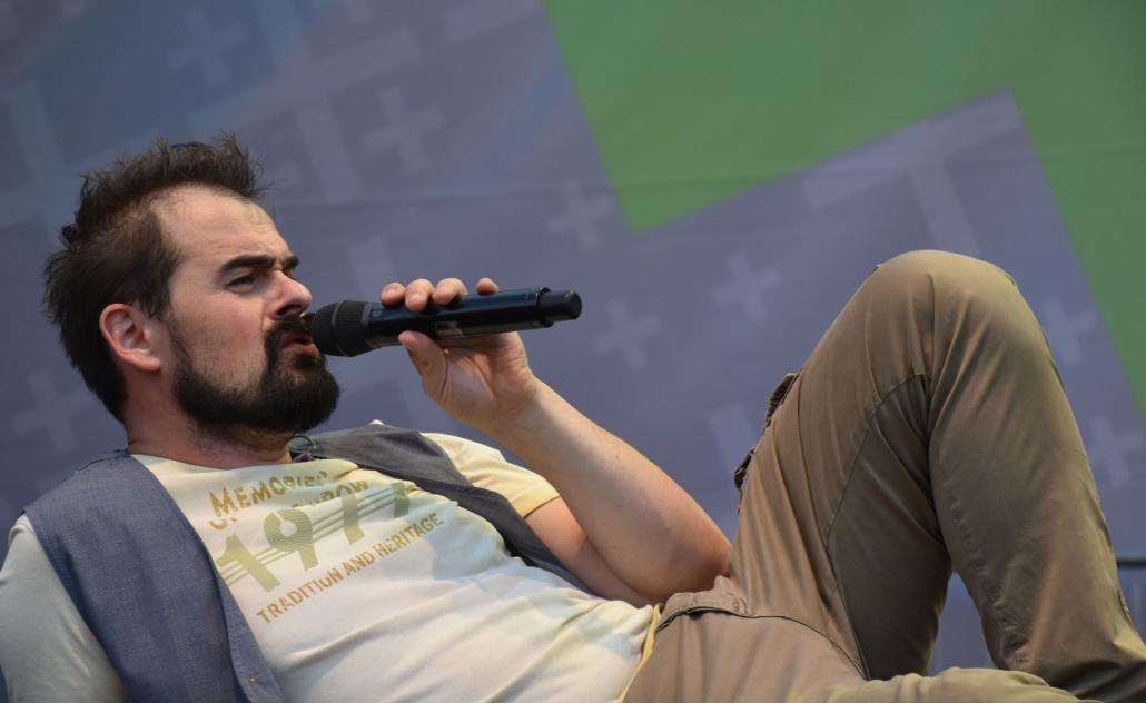 Bastian Hupfer, Sänger bei VIVA VOCE