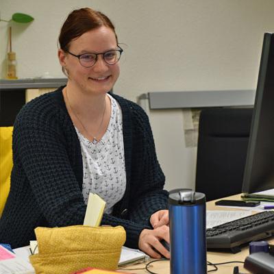 Dorothee Holuba, Rückkehrendenarbeit IEF-Programm