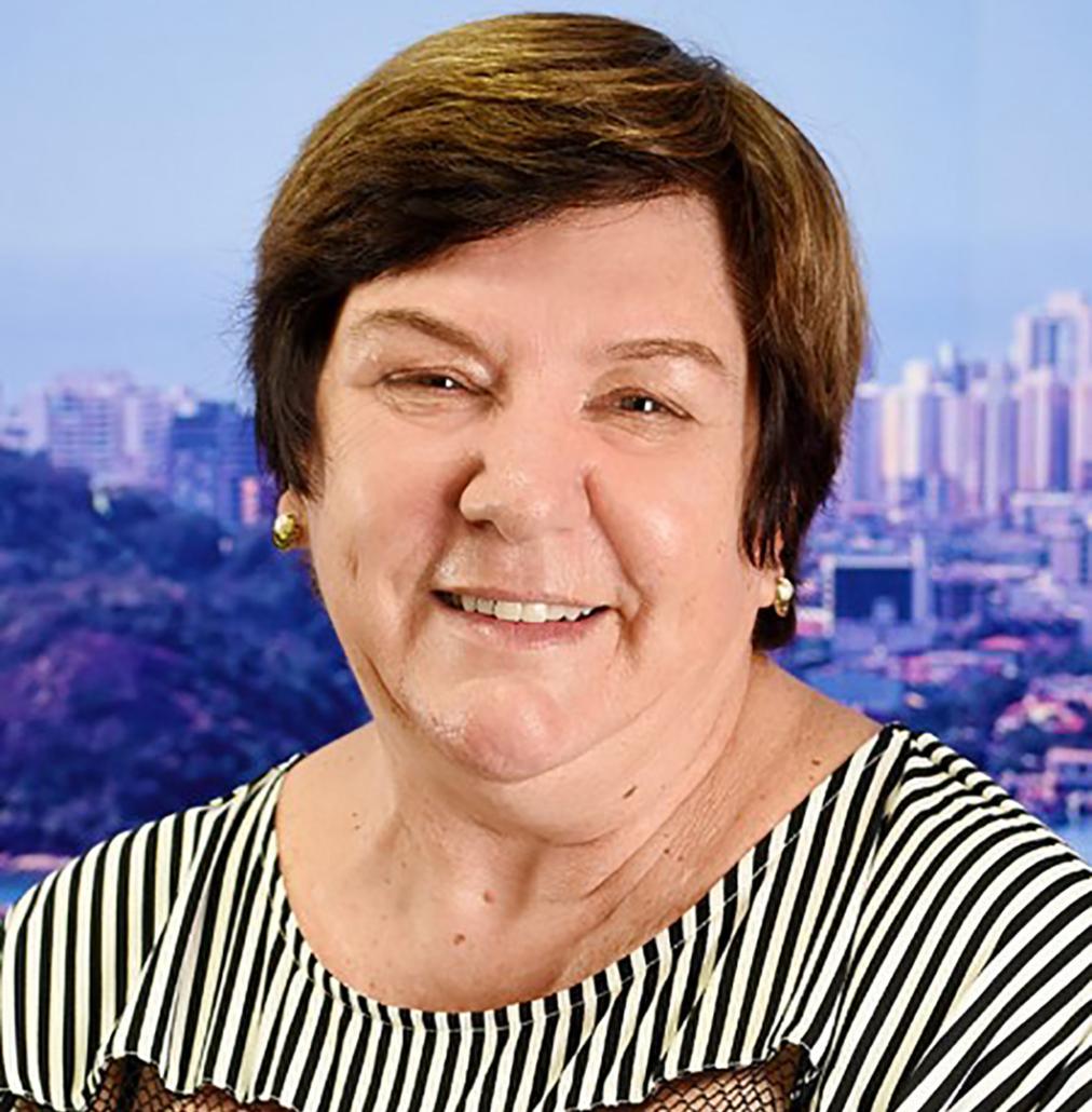 Claudete Beise Ulrich, Professorin für Theologie in der Faculdade Unida - Vitória - ES. (Brasilien)