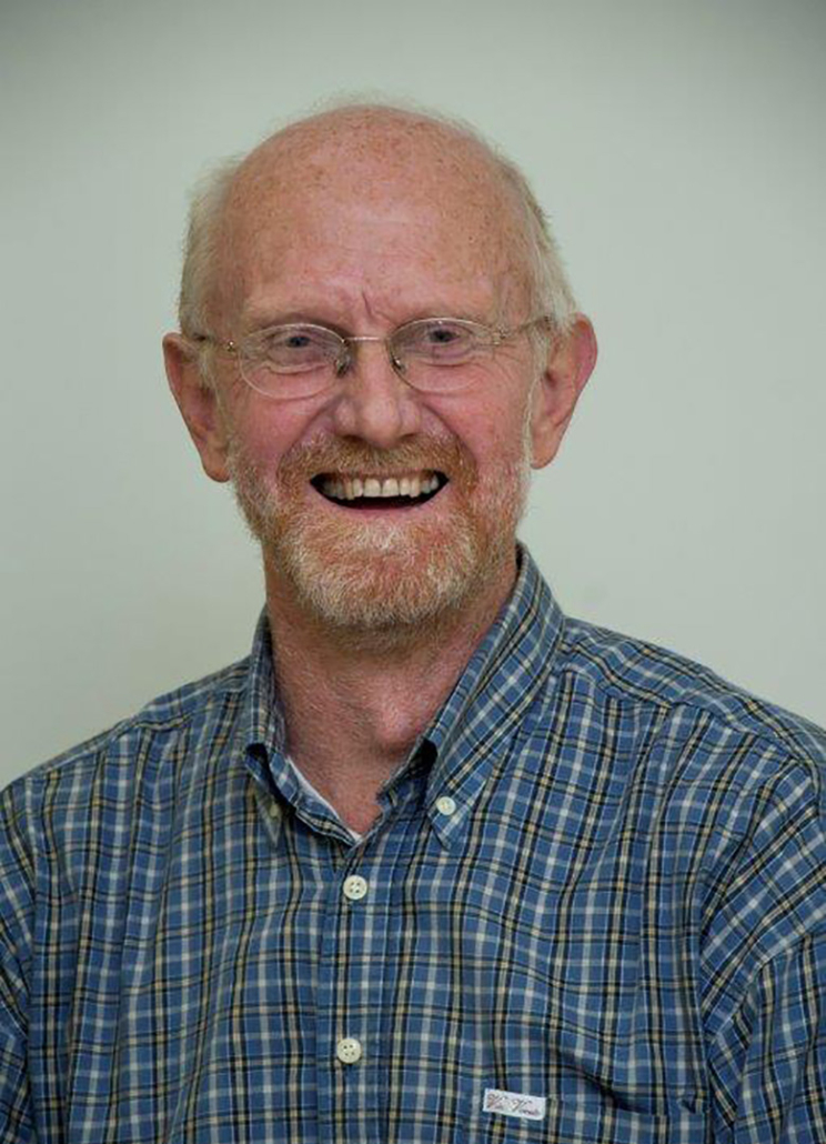 Pfr. Hans Trein (Brasilien)